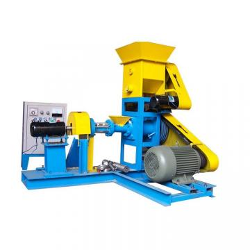 Twin Screw Fish Feed Processing Equipment