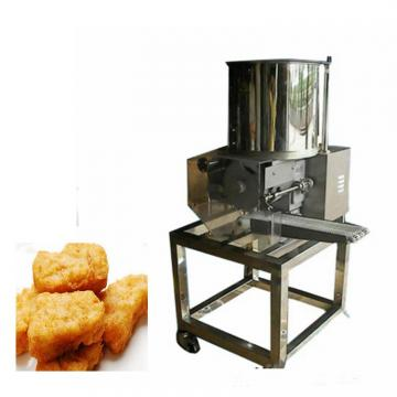 Industrial Chicken Beef Hamburger Patties Pies Making Forming Line