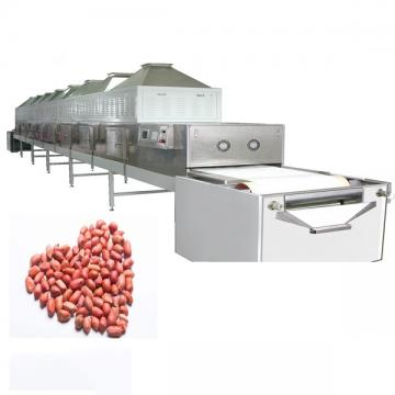 Microwave Bean Product Drying Sterilization Equipment