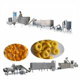Puffing Snack Core Filled Filling Stick Snack Food Cheese Ball Breakfast Cereal Corn Flake Bread Crumbs Making Processing Line