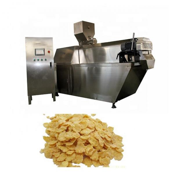 Corn Flakes Breakfast Cereals Making Machine Processing Line #1 image