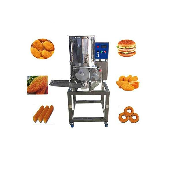 Commercial Industrial Hamburger Press Burger Patty Machine Maker #1 image